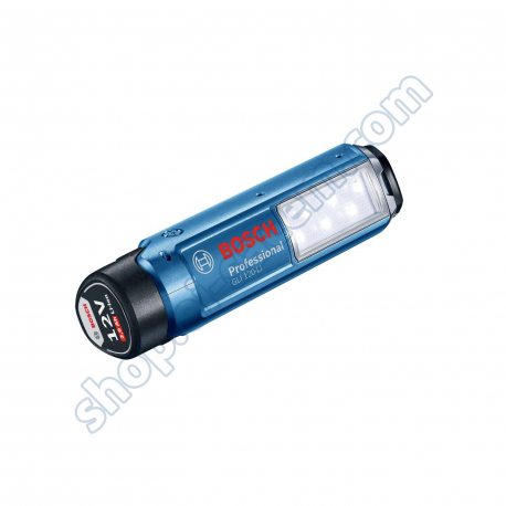 Electro-portatifs  - BOS06014A1000 - Lampe torche 12 V légère et compacte 300 lumens GLI 12V-300
